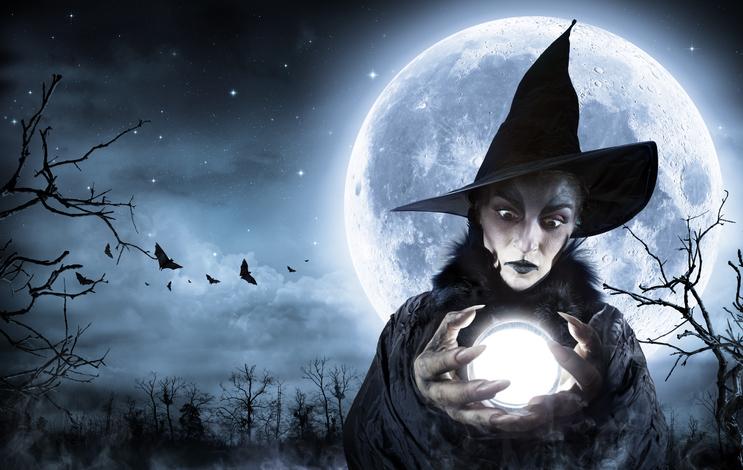 Zoek de heks